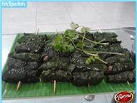 Thịt bò nướng lá lốt thơm lừng