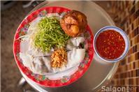 Du lịch Sài Gòn thưởng thức 5 'phiên bản' bánh cuốn vừa lạ vừa quen