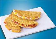 Kép zòn - sự kết hợp mới lạ giữa bánh mỳ, taco và pizza