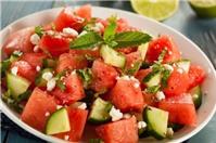 2 công thức làm salad rau quả mùa hè