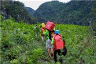 Du lịch Quảng Bình khám phá Hang Tiên với hệ thống thạch nhũ như ruộng bậc thang