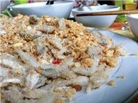 Về Đà Nẵng ăn gỏi cá Nam Ô