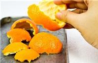 Vỏ cam - quýt: Đừng vứt đi, chuyên gia Đông y sẽ chỉ cho bạn cách để chữa bệnh