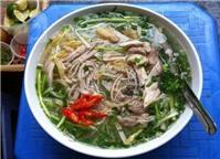 6 món bún ngon, đặc trưng của Hà Nội