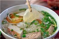 Du lịch Nha Trang thưởng thức bún sứa – món ăn mang đậm hương vị biển
