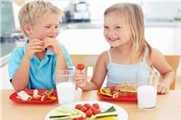 6 ý tưởng bữa sáng nhanh gọn cho bé