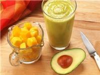 7 loại sinh tố trái cây đốt cháy mỡ bụng hiệu quả