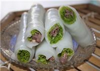 Những món ăn vặt Hà Nội xuất hiện ở Sài Gòn