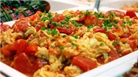 Ăn trứng sốt cà chua đúng cách còn tốt hơn ngàn lần uống thuốc bổ