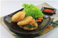 Béo thơm sushi tàu hũ ky chiên giòn