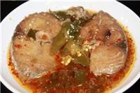 Cá ngừ nấu ngọt