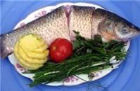 Cá trắm ngon, bổ phòng trị nhiều bệnh