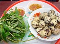 Thịt và trứng chim cút bổ dưỡng ích khí