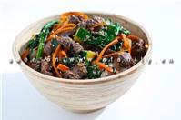 Hướng dẫn làm món bò xào rau củ kiểu Hàn quốc