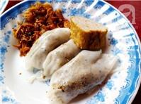 Hương vị bánh cuốn Bắc cho người Sài Gòn