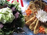 Các món bánh dân dã Xuân Sơn