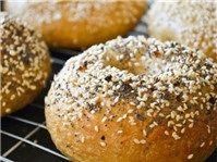 Bánh mì Bagel