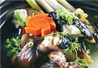Thực đơn bữa tối: Lươn hầm sả