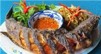 Trê nướng, mắm gừng: Món ngon xứ Huế