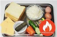 Cách Làm Bánh Sandwich Kẹp Ngon Và Chất Cho Bữa Sáng