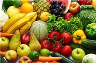 Ăn nhiều rau quả, trái cây giúp cai thuốc lá