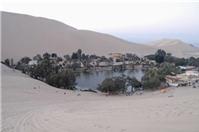 Ốc đảo thiên đường tuyệt đẹp ở Peru