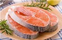 Ăn nhiều cá tăng tác dụng của thuốc chống trầm cảm