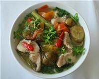 Canh chua Hà Nội