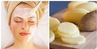 Làm mặt nạ ngừa, trị mụn và dưỡng da từ khoai tây cực hiệu quả