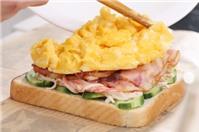 Hướng dẫn bạn cách làm món bánh mì đơn giản, nhanh gọn cho bữa sáng