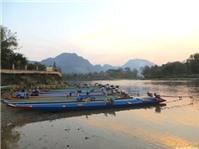 48 giờ vòng quanh Vang Vieng