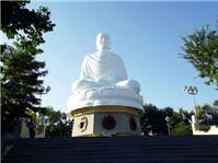 Viếng ngôi chùa nổi tiếng nhất Nha Trang