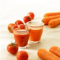 Cà chua cà rốt 2 trong 1