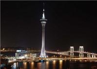 Macau - thành phố không ngày đêm