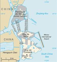 Giới thiệu đất nước - con người Ma Cao - Trung Quốc