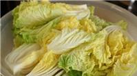 Bà bầu ăn rau cải thảo được không?